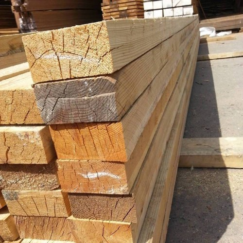 Обрезной брус из лиственницы 150x200x6000 мм