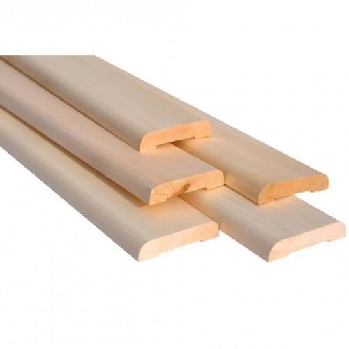 Деревянный наличник класс Экстра 100х3000 мм бессучковый